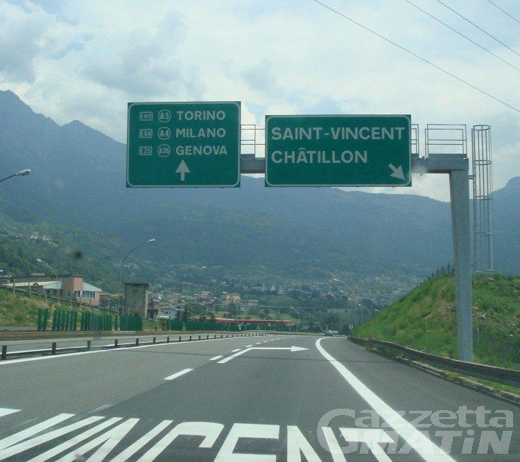 Autostrada, confermate agevolazioni per i valdostani