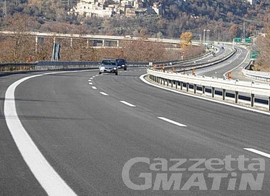 Autostrade: tratta Aosta-Monte Bianco, aumenti fino al 14%