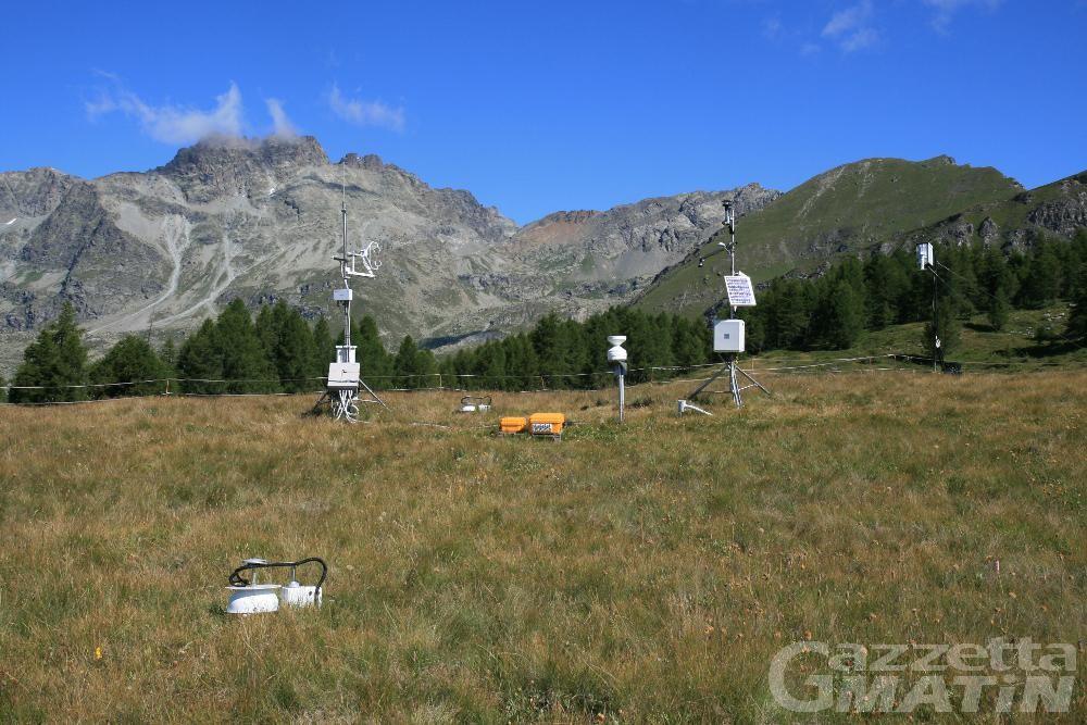 Ambiente: Torgnon sito europeo rilevazione dei gas serra