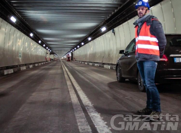 Tunnel Gran San Bernardo, 500 ore donate ai 5 cassintegrati