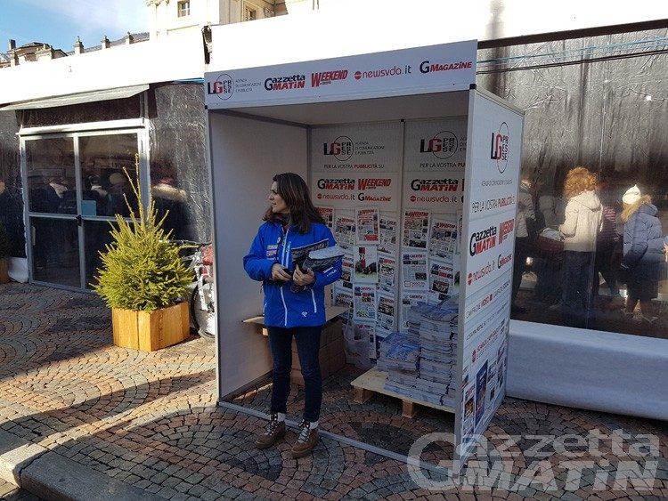 Gazzetta Magazine racconta la storia della Fiera di Sant'Orso