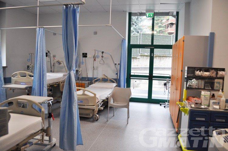 Emergenza posti letto: ospedale Parini verso la normalità