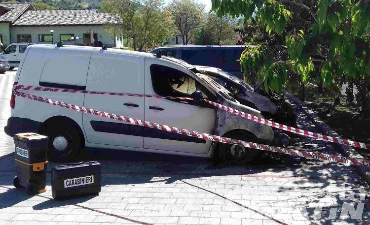 Rogo auto a Quart: condannato il responsabile