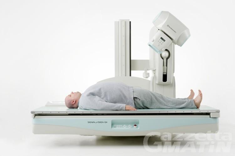 Meno radiazioni e qualità diagnostica eccellente con il nuovo macchinario del Gruppo Irv