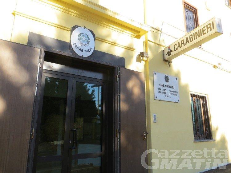 Cervinia, furti negli alberghi nella notte: indagano i Carabinieri