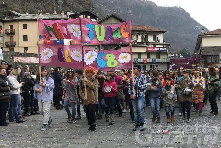 Carnevale: Pont-St-Martin aspetta la Ninfa del Lys