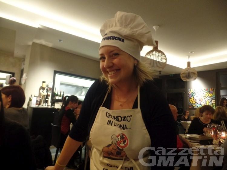 Cucina: le blogger rivisitano i piatti con la Fontina