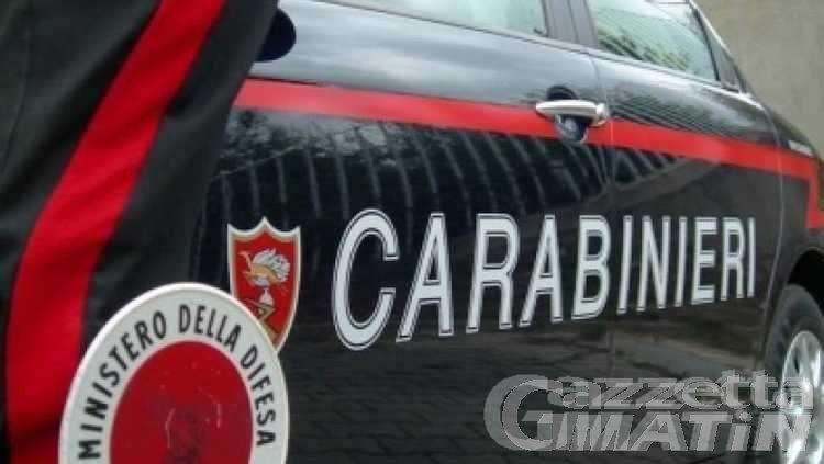 Carabinieri: il capitano Alberto Cavenaghi nuovo comandante della Compagnia Saint-Vincent-Châtillon