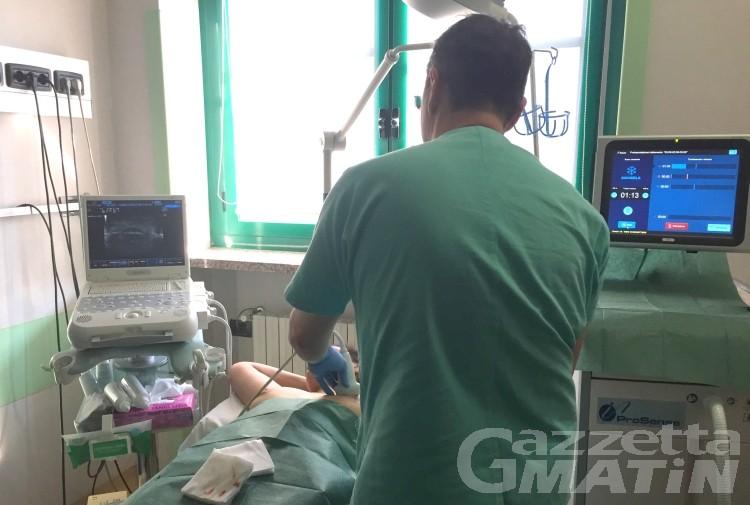 Chirurgia: azoto invece del bisturi per l'intervento al seno