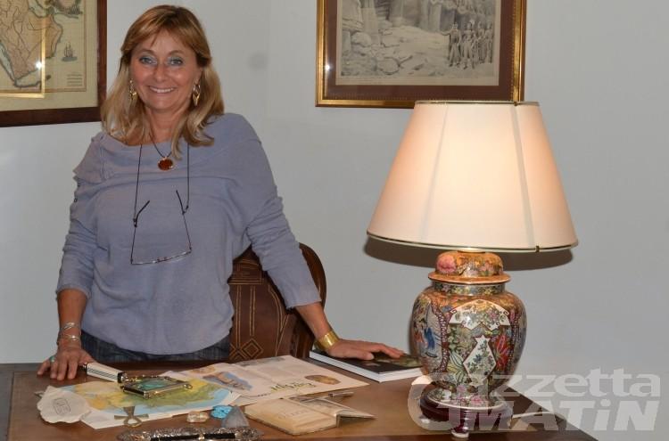 Forte di Bard, è Maria Cristina Ronc la direttrice