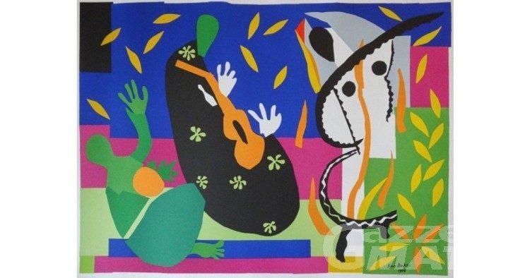 Forte di Bard, un'estate nei colori di Matisse