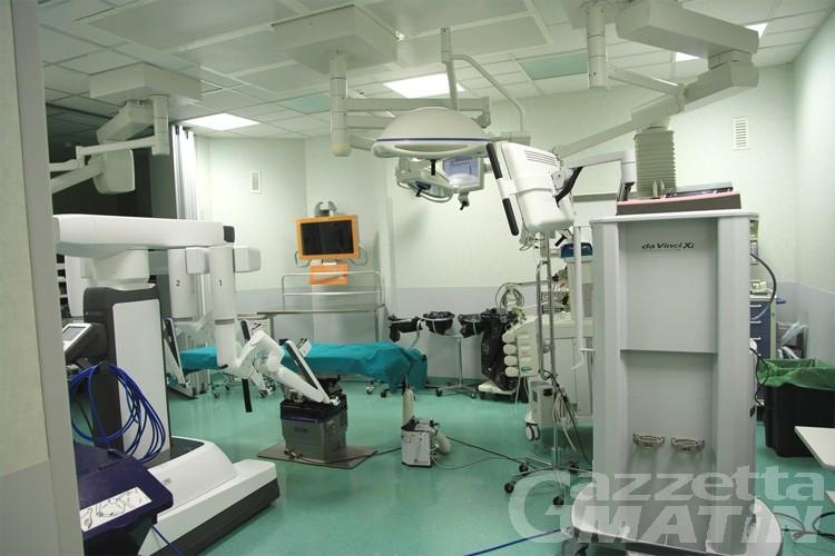 Sanità: ci si può di nuovo operare fuori Valle senza autorizzazione