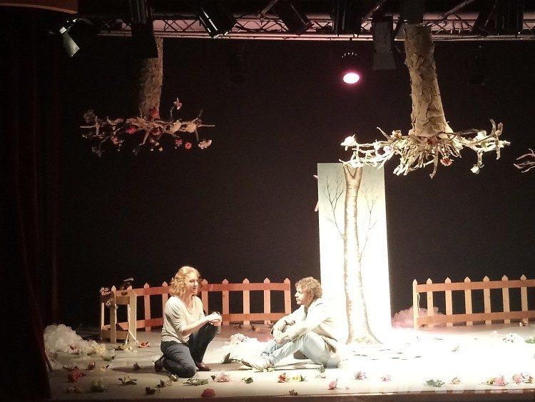 Teatro, Bian chiude le Prove generali di Palinodie