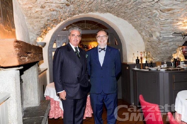Accademia della Cucina, la delegazione di Aosta compie 50 anni