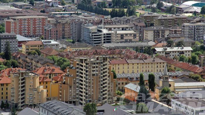 Aosta: la riqualificazione del quartiere Cogne ammessa al finanziamento ministeriale