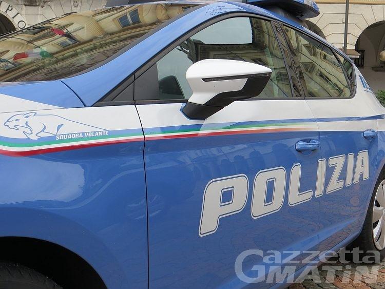 Ubriaco al volante vittima di incidente: patente ritirata e auto confiscata