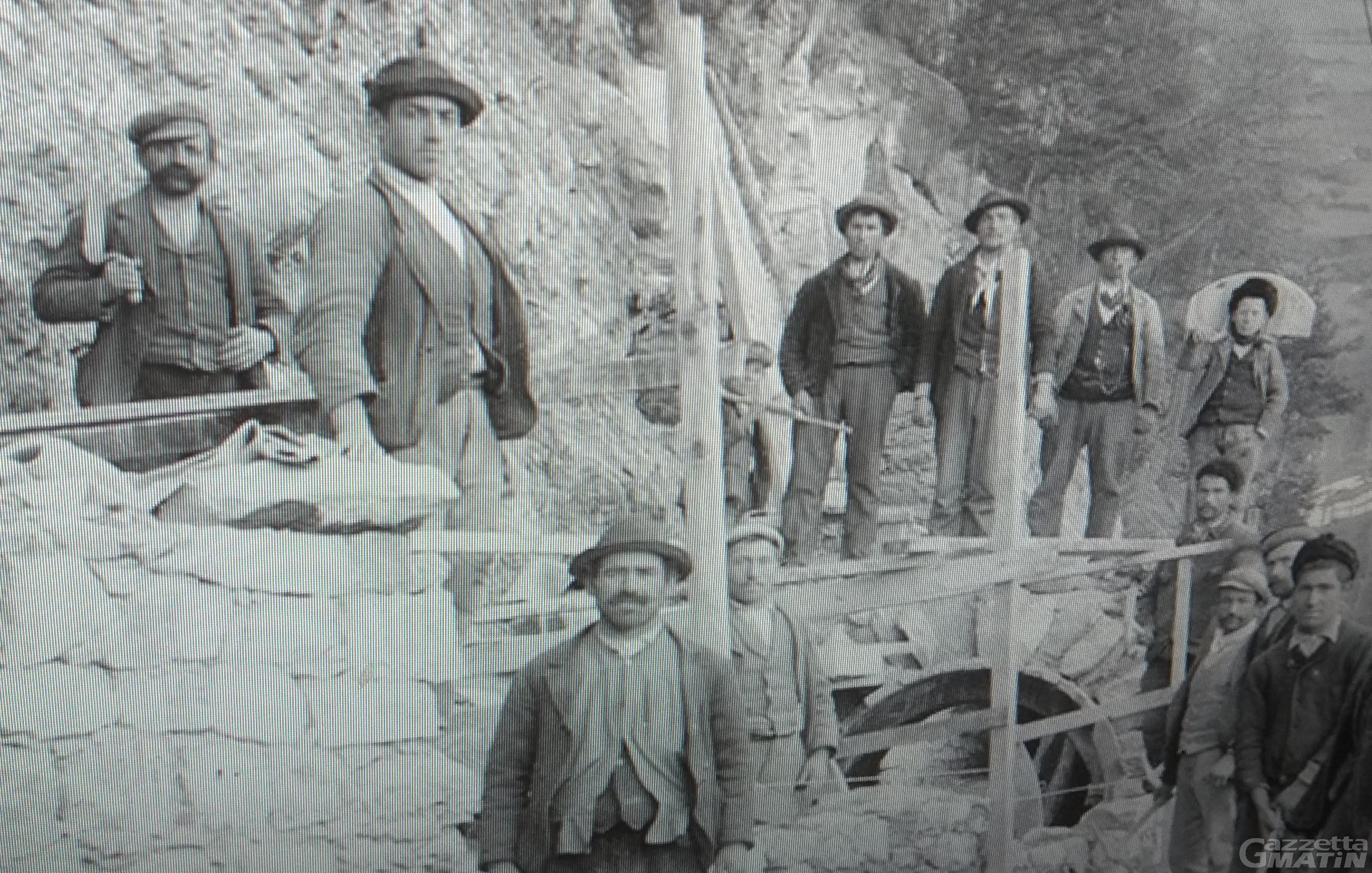 Challand-Saint-Anselme: l'esposizione dello storico fotografo Joseph Herbet