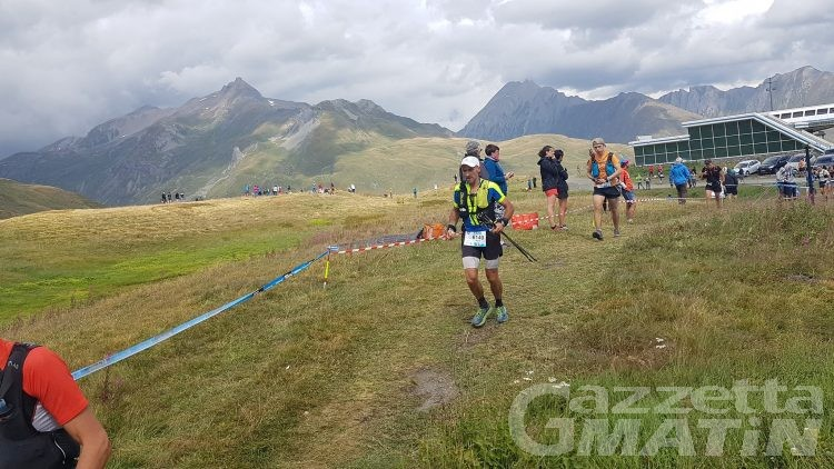 UTMB: Marco Bethaz conclude al 13° posto la MCC e vince la sua categoria