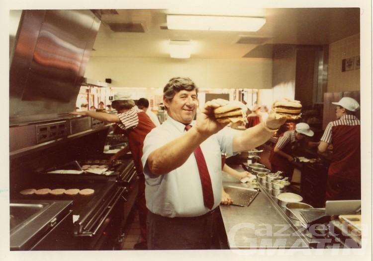 Big Mac, 4.500 panini al mese in Valle d'Aosta