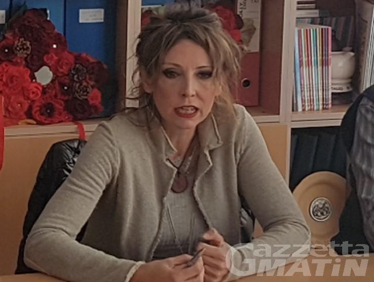 Lega VdA: Nicoletta Spelgatti referente del Dipartimento Nazionale antimafia del Carroccio