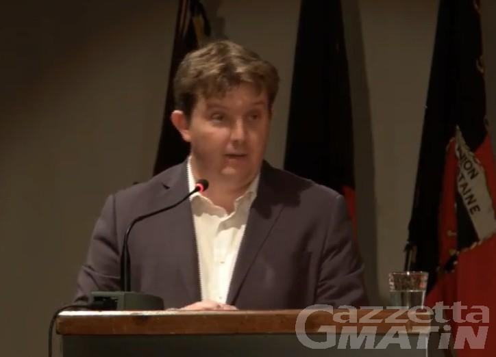 Uv: Erik Lavevaz è il nuovo presidente