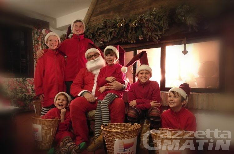 Babbo Natale: un casting per i mercatini di Aosta