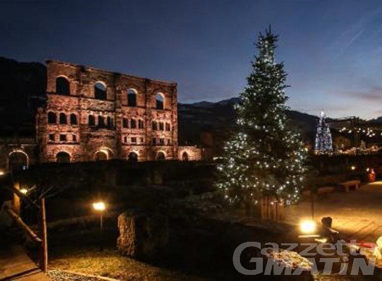 Aosta: dal 20 novembre torna il Marché Vert Noël con una novità