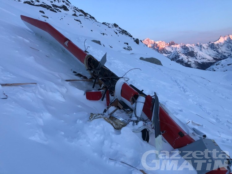 Tragedia sul Rutor, ricerche concluse: 7 vittime