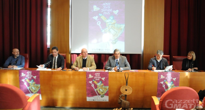 Fiera di sant'Orso: 1062 artigiani e vetrina per Giro d'Italia e Coppa del Mondo