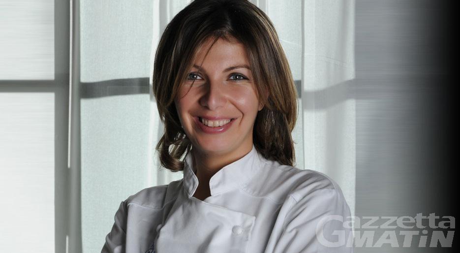 Cena tra le stelle: la chef Tekuna Gachechiladze a Courmayeur