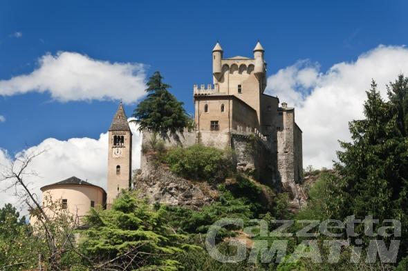 Giornate di Primavera: il Castello di Saint-Pierre apre per il Fai