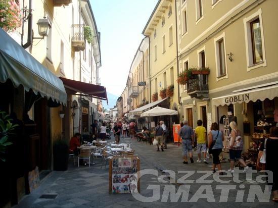 Commercio, Valle d'Aosta: saldi estivi al via il 3 luglio