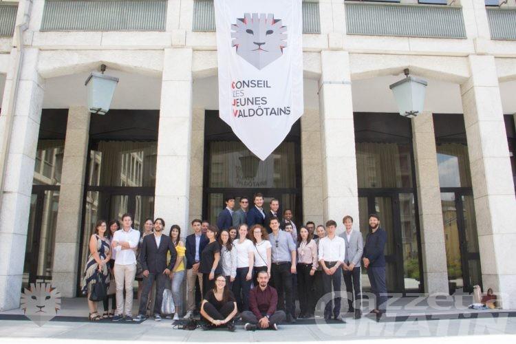 Conseil des Jeunes Valdôtains: riaprono le candidature
