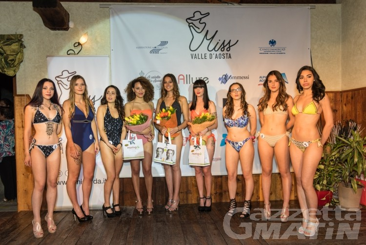 Miss Valle d'Aosta, al Fashion' l'ultima selezione