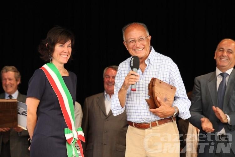 Lutto, è morto Francesco Saverio Borrelli, cittadino onorario di Courmayeur