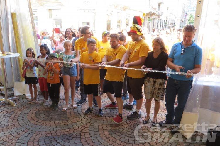 Aosta: cultura, intrattenimento e sport nei 34 appuntamenti sino a fine anno