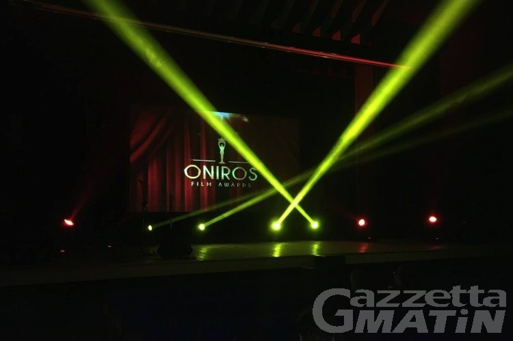 Cinema, a Saint-Vincent il II Oniros Film Awards