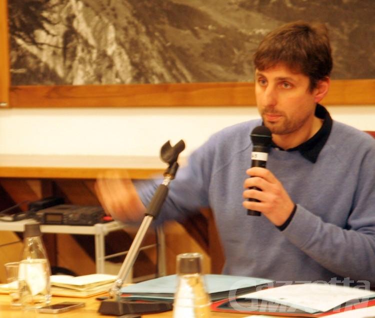 Courmayeur, Miserocchi: «le dimissioni gesto codardo, vile e facile»