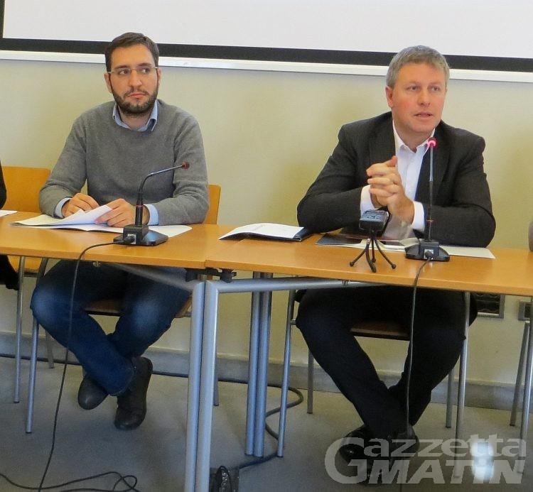 Aosta, l'assessore Andrea Paron si dimette e accusa: «città in declino»