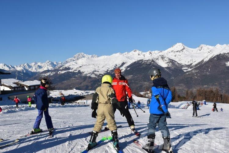 Aiuti anti-crisi: contributi alle scuole di sci dal 13 settembre per 1 milione di euro