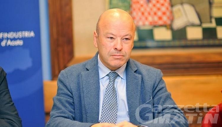 Società partecipate: Nicola Rosset è il nuovo presidente della Finaosta