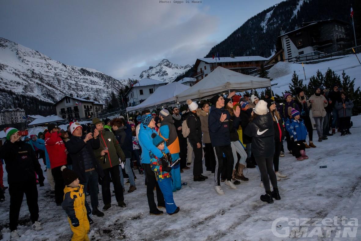 Coppa del Mondo di sci alpino: sale l'attesa a La Thuile