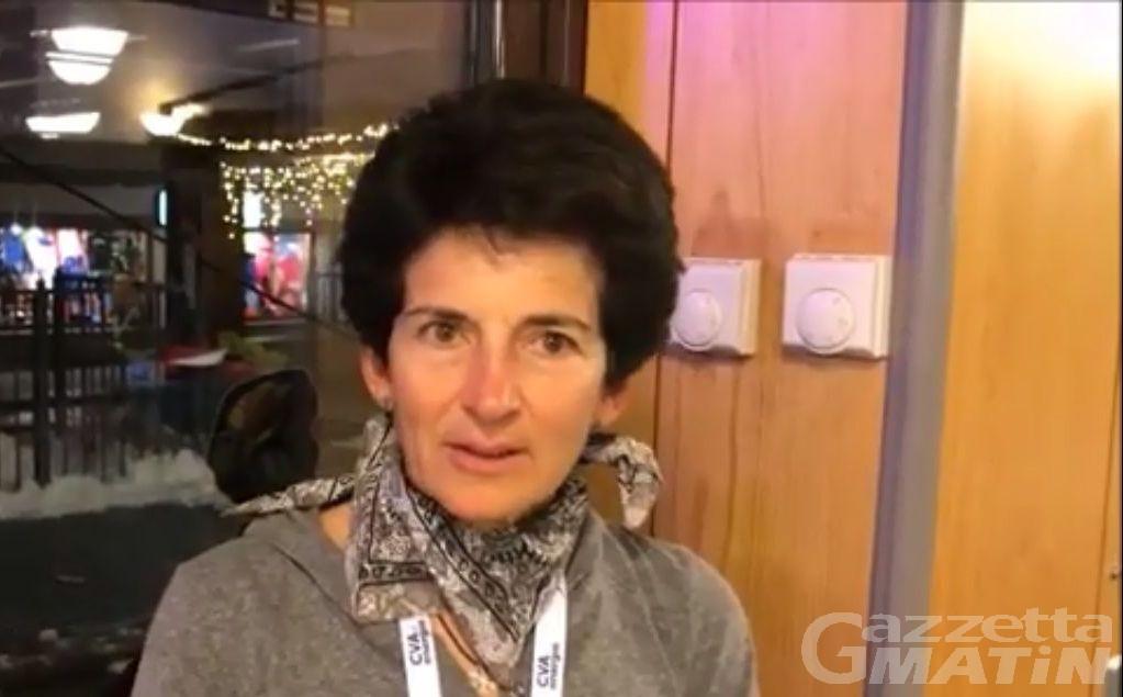 CdM La Thuile, Maria Rosa Quario: «Vivrò la gara con grande tensione» (video)