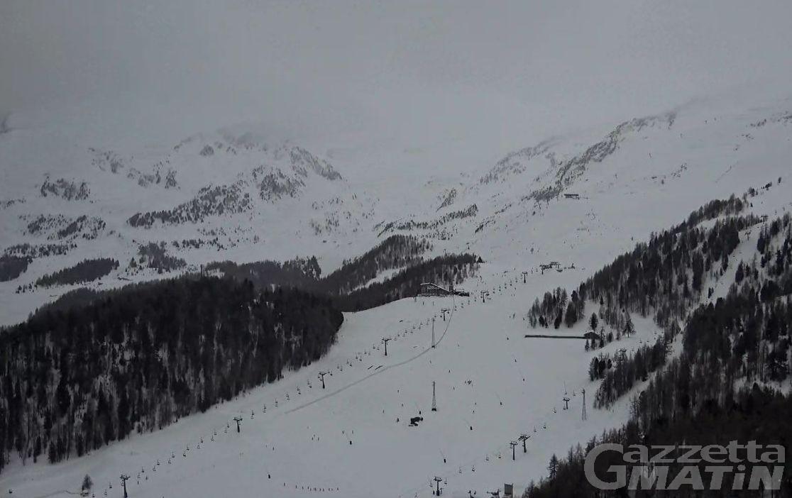 Sci alpino: un altro rinvio colpisce la Coppa Europa di Pila