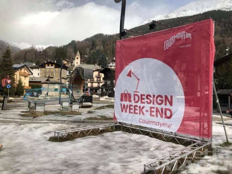 Design, a Courmayeur un week-end di appuntamenti