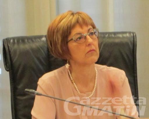 Consiglio Valle, Chiara Minelli non ci sta: «Pcp ha fatto risorgere il Partito democratico»