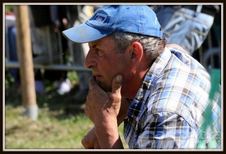 Jovençan, l'intera comunità piange l'allevatore Elio Quendoz