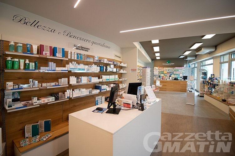 Tamponi nelle farmacie della Valle d'Aosta dalla prossima settimana