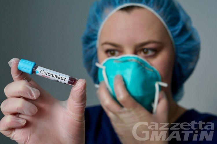 Coronavirus Valle d'Aosta, un nuovo contagio