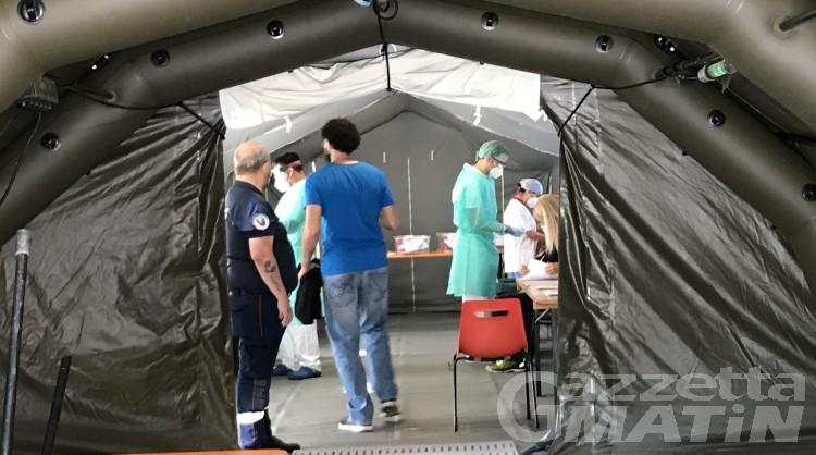Coronavirus, Valle d'Aosta: zero contagi, zero decessi e quattro guariti